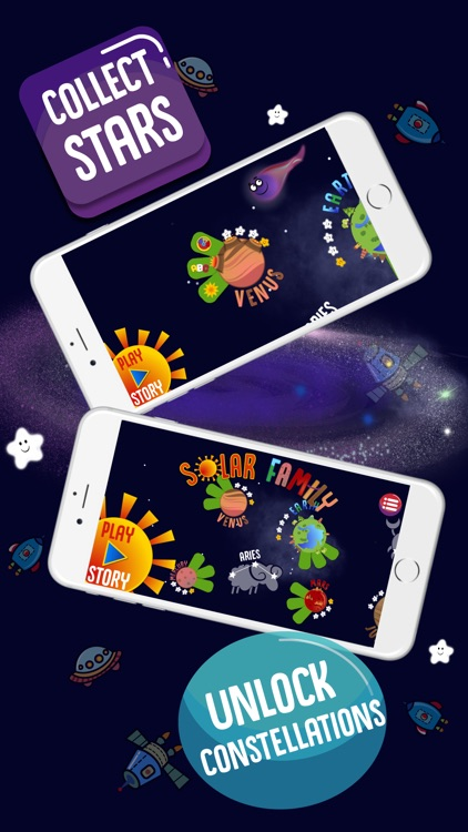 Solar Family by BubbleBud Kids screenshot-3