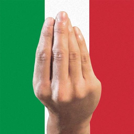ItalianHands Animated Stickers