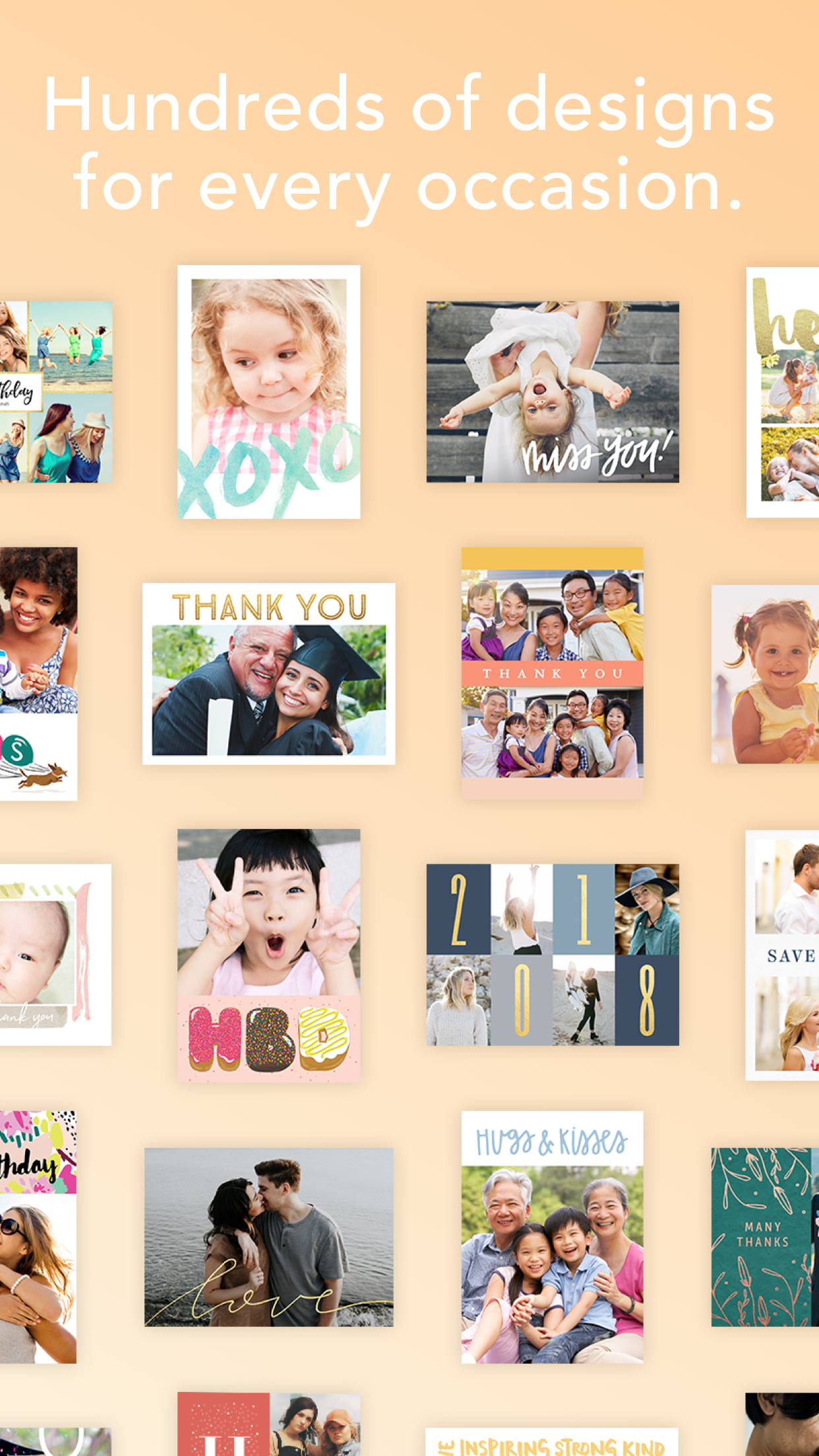 Ink Cards: Mail Greeting Cards Screenshot