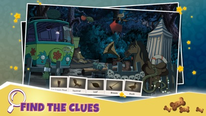 Scooby-Doo Mystery Cases Screenshot 1