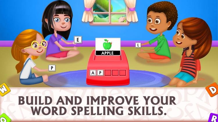 Words Spelling Bee Practice by BHADRIK MEHTA