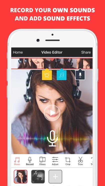 Video Éditor screenshot-4