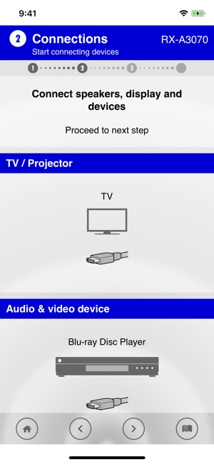 AV SETUP GUIDE - US on the App Store