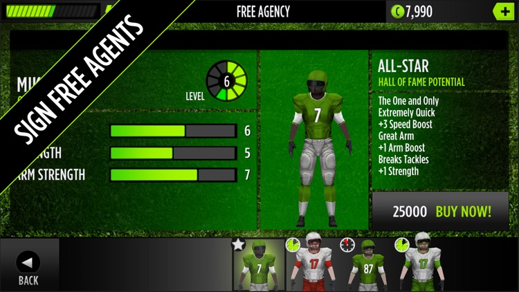 GameTime Football with Mike Vick screenshot-3
