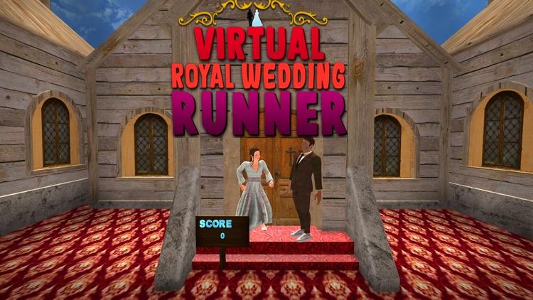 Virtual Girlfriend Wedding Run