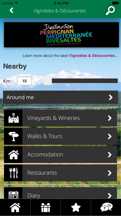 Geovina - Wine and tourism
