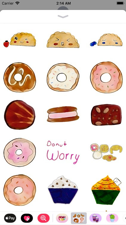 Kawaii! Donuts & Pastries screenshot-3