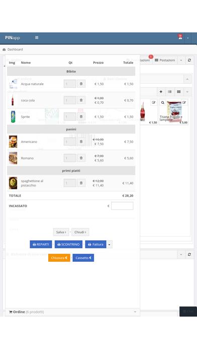 PINapp Retail screenshot 2