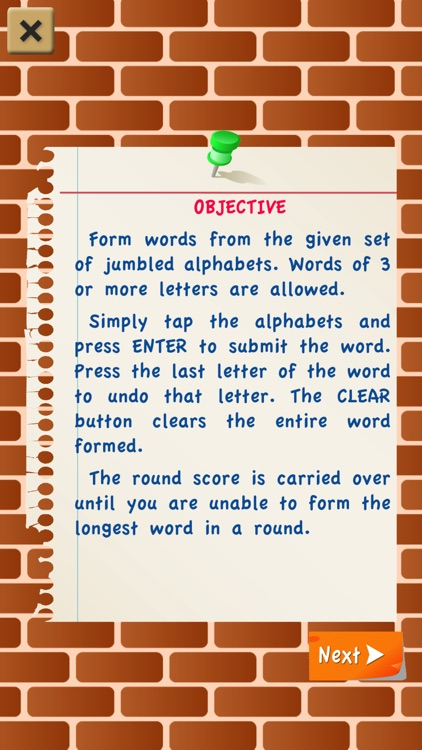 Pow-Word screenshot-2
