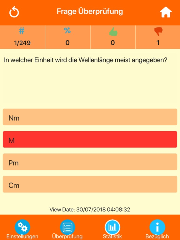Die Physik Quiz screenshot 11