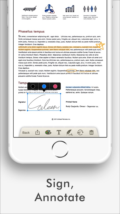 Doc Scan Pro - Fax PDF Scanner screenshot-6