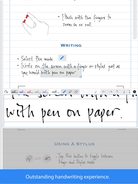 Screenshot #2 for Notes Plus