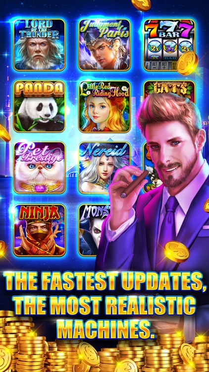 Slots Casino™ - Fortune King screenshot-3