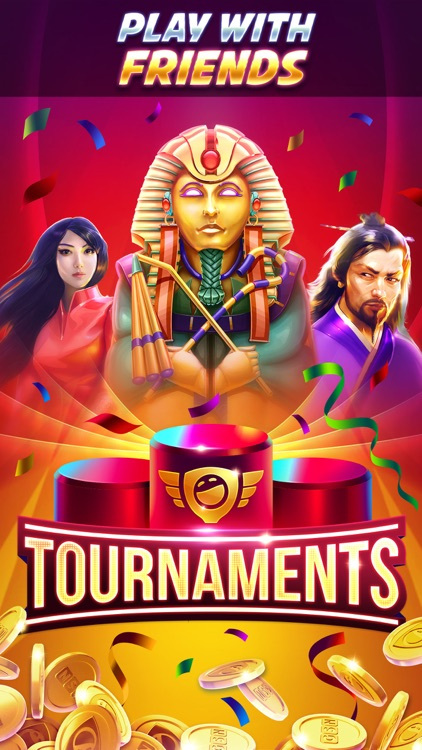 GSN Casino: Slot Machine Games screenshot-3