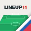 ラインアップ11 - サッカーフォーメーション