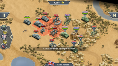 Screenshot #3 pour 1943 Deadly Desert Premium