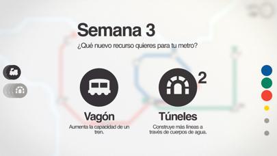 Screenshot for Mini Metro in Chile App Store