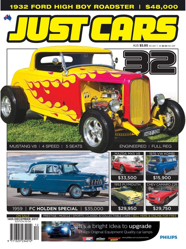 Just Cars Magazine on the App Store