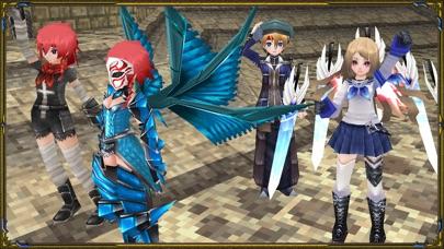 RPG イルーナ戦記オンラインスクリーンショット4