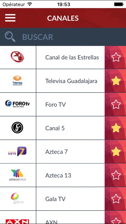 Programación TV Mexico (MX)