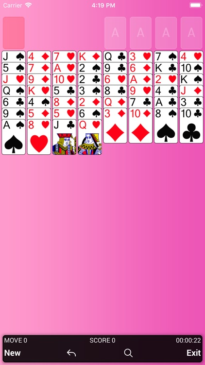 FreeCell - Best Card Game