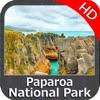 Paparoa NP HD GPS charts