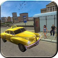 Activities of Taxi Simulator: Tuk-tuk Ride