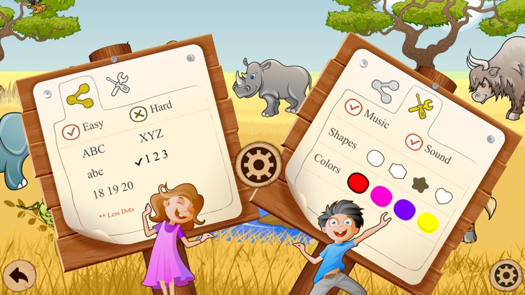 Kids Connect the Dots Puzzle screenshot-4