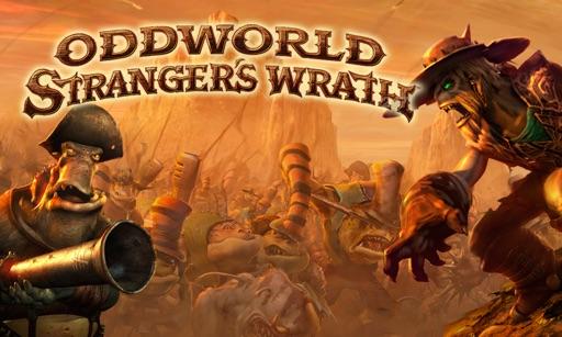 Oddworld: Stranger's Wrath TV