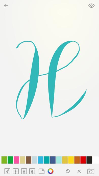 Calligraphy Padのおすすめ画像3