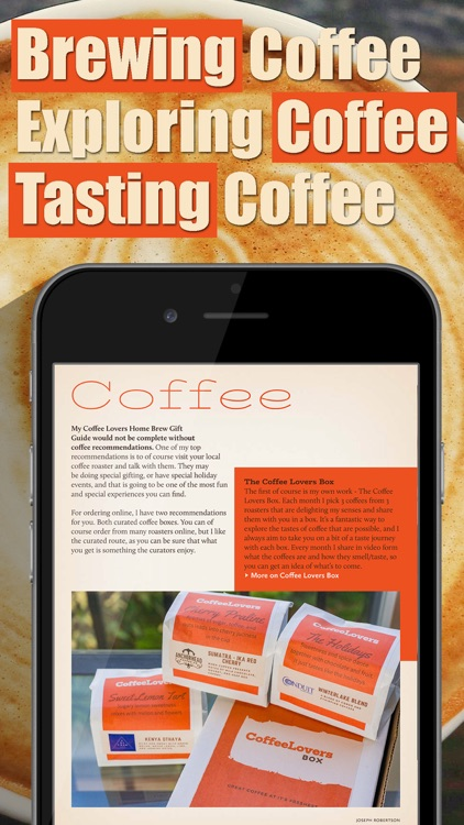 Coffee Lovers Magazine