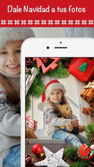 Marcos Para Fotos Online Navidad