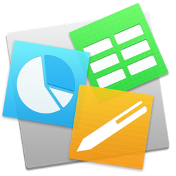Ícone do app Bundle for iWork -GN Templates