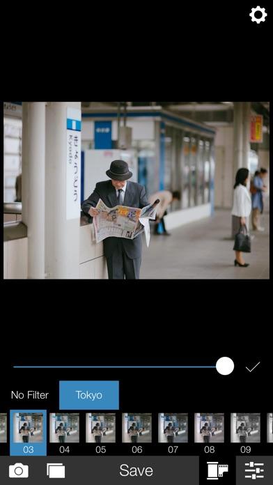 Analog Tokyo screenshot1