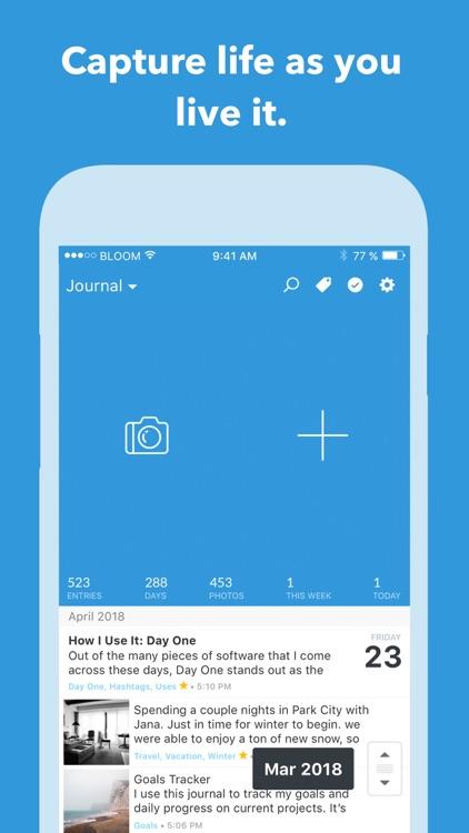 Day One Journal screenshot-0