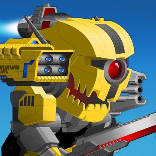 Super Mechs: Battle Bots Arena