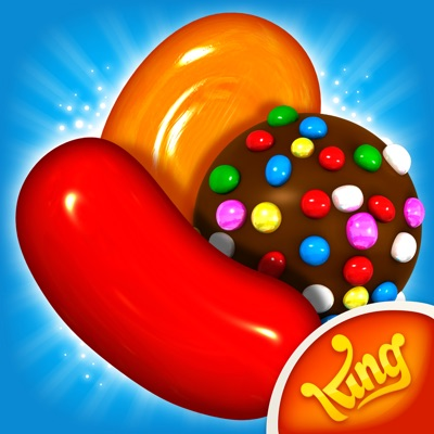 Candy Crush Saga ios app