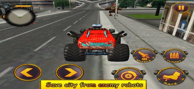 Auto Robot Fighting 3D