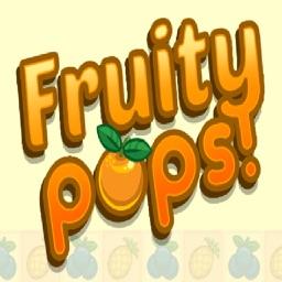 Match 3 Puzzle - Fruity Pops