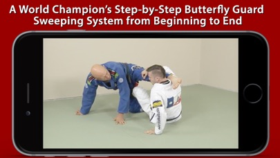 Non-Stop Butterfly Guard Screenshot