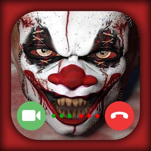 Killer Clown Calling You iOS App