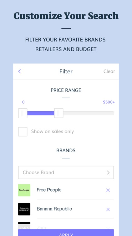 Donde Fashion - Shop smarter