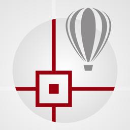 Ícone do app CorelCAD Mobile