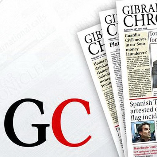 Gibraltar Chronicle Newspaper