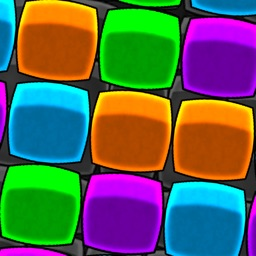 Cube Crash Relaxed Puzzle Game
