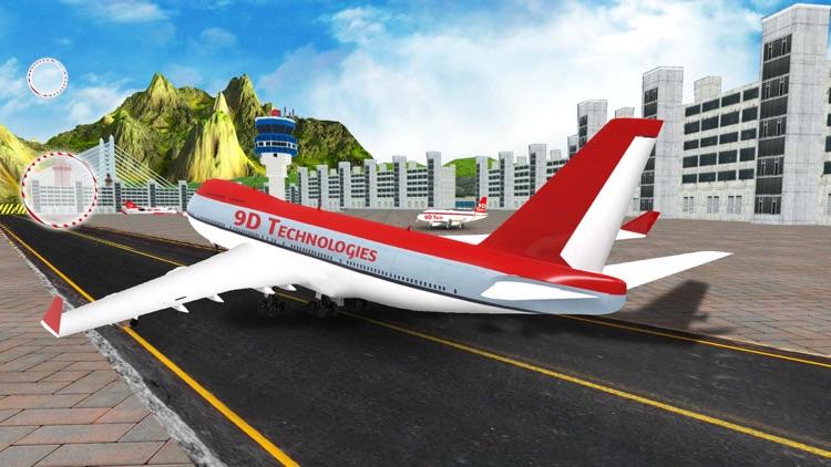 Airplane Game Adventure Flight screenshot-4