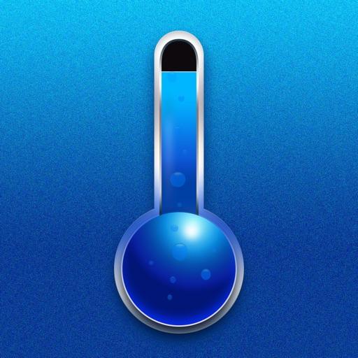 真の温度計 Pro - 温度測定,正確な室内と屋外の温度