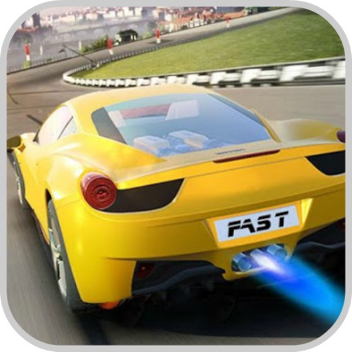 High Speed Racing:Fast Car 19 Icon