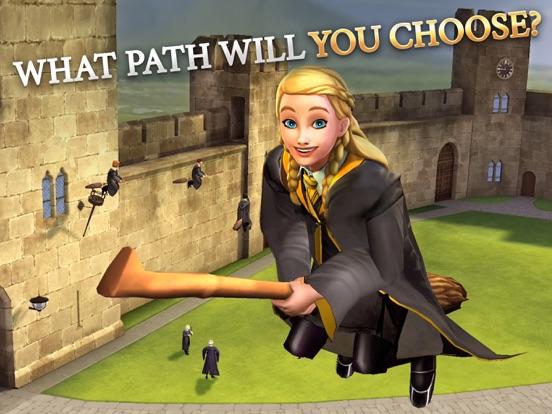 Harry Potter: Hogwarts Mystery-ipad-5