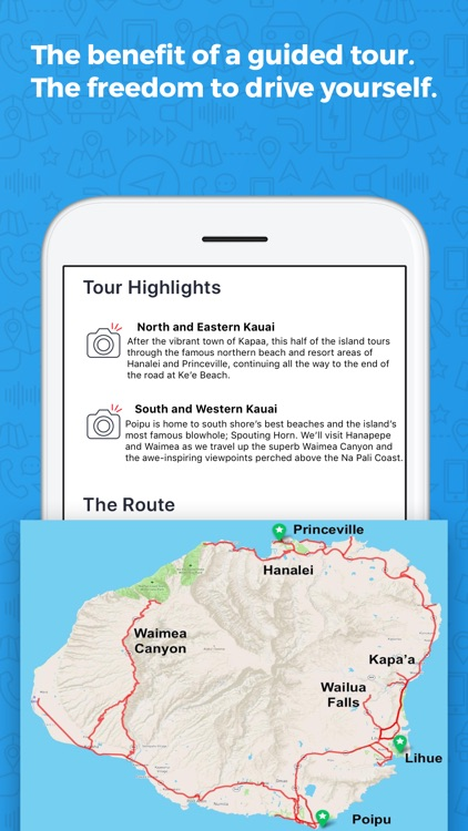 Kauai GyPSy Guide Driving Tour screenshot-4